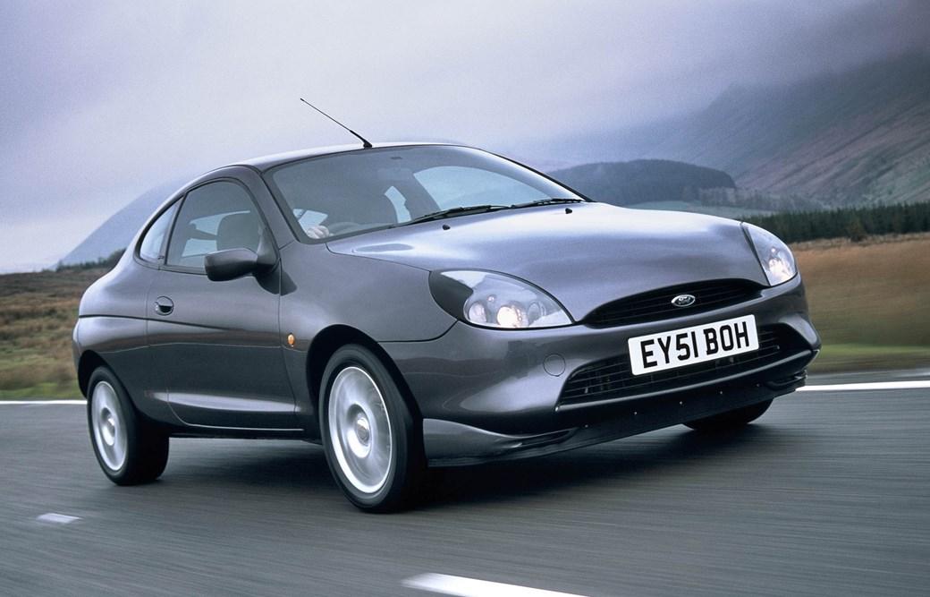 Orijinal Ford Puma: Ford Fiesta'ya dayanan bir spor araba
