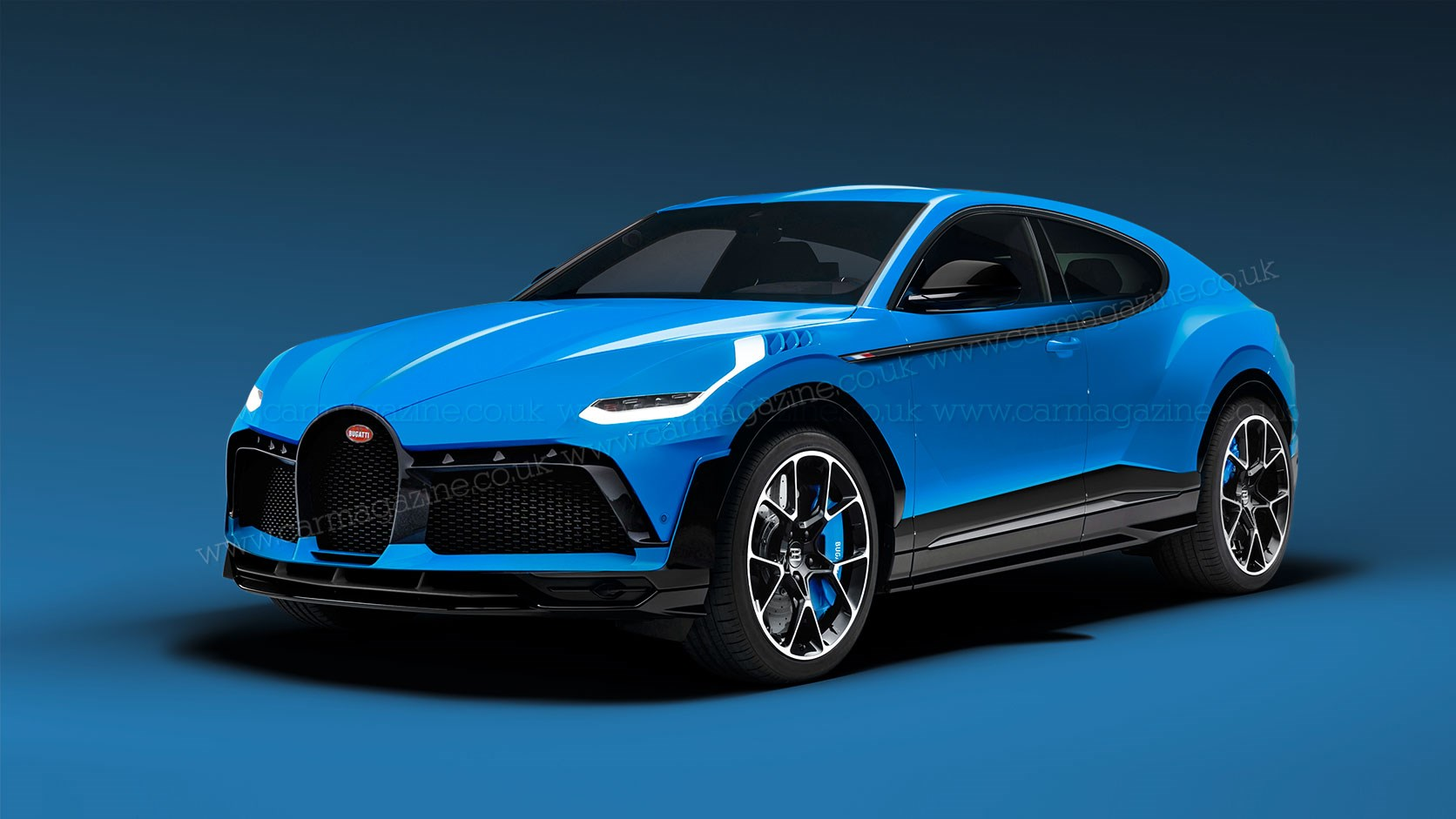 Bugatti SUV: 2023 Crossover Revealed