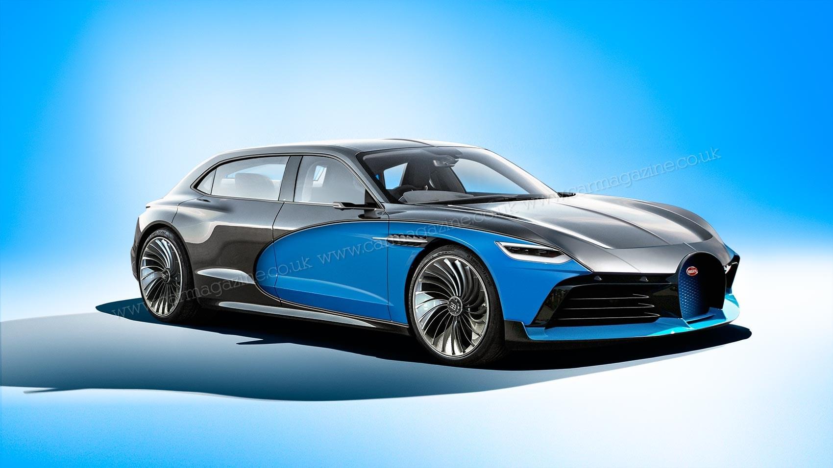 Bugatti SUV: 2023 crossover revealed | CAR Magazine