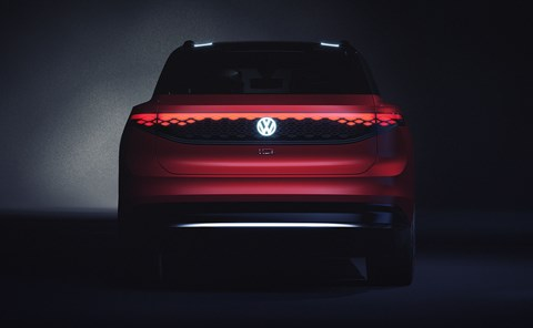 Volkswagen ID Roomzz: full electric SUV due in 2021