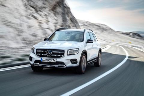 New Mercedes GLB: baby G-wagen gets AMG power at Frankfurt