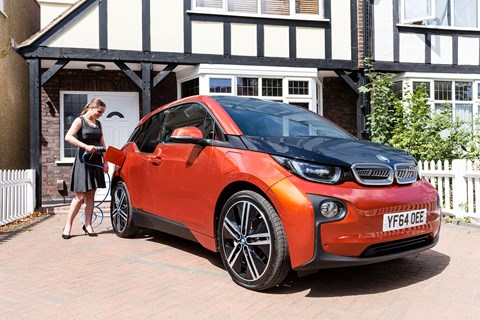 Electric cars: can't come soon enough to push tailpipe CO2 emissions down