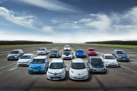 Electric cars: much needed to reduce fleet average CO2 emissions