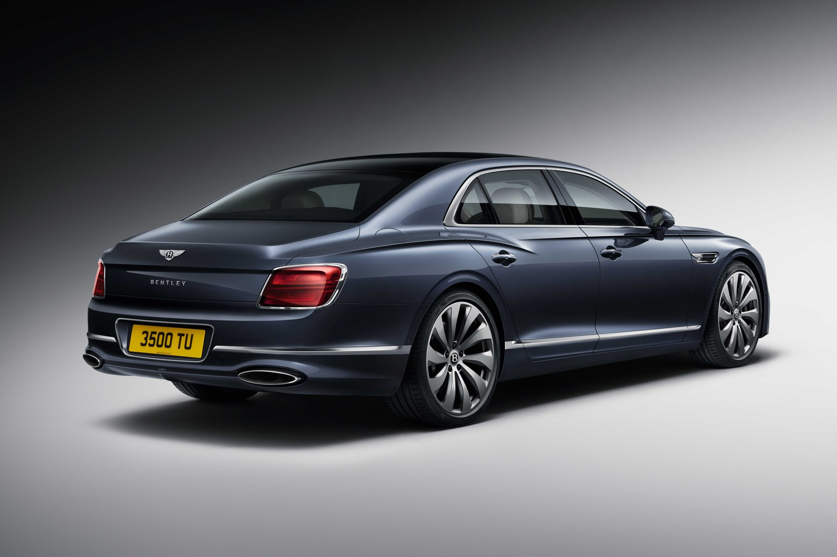 New Bentley Flying Spur: Luxury Four-door Returns