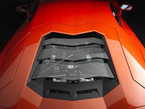 Lamborghini's V12 lives on