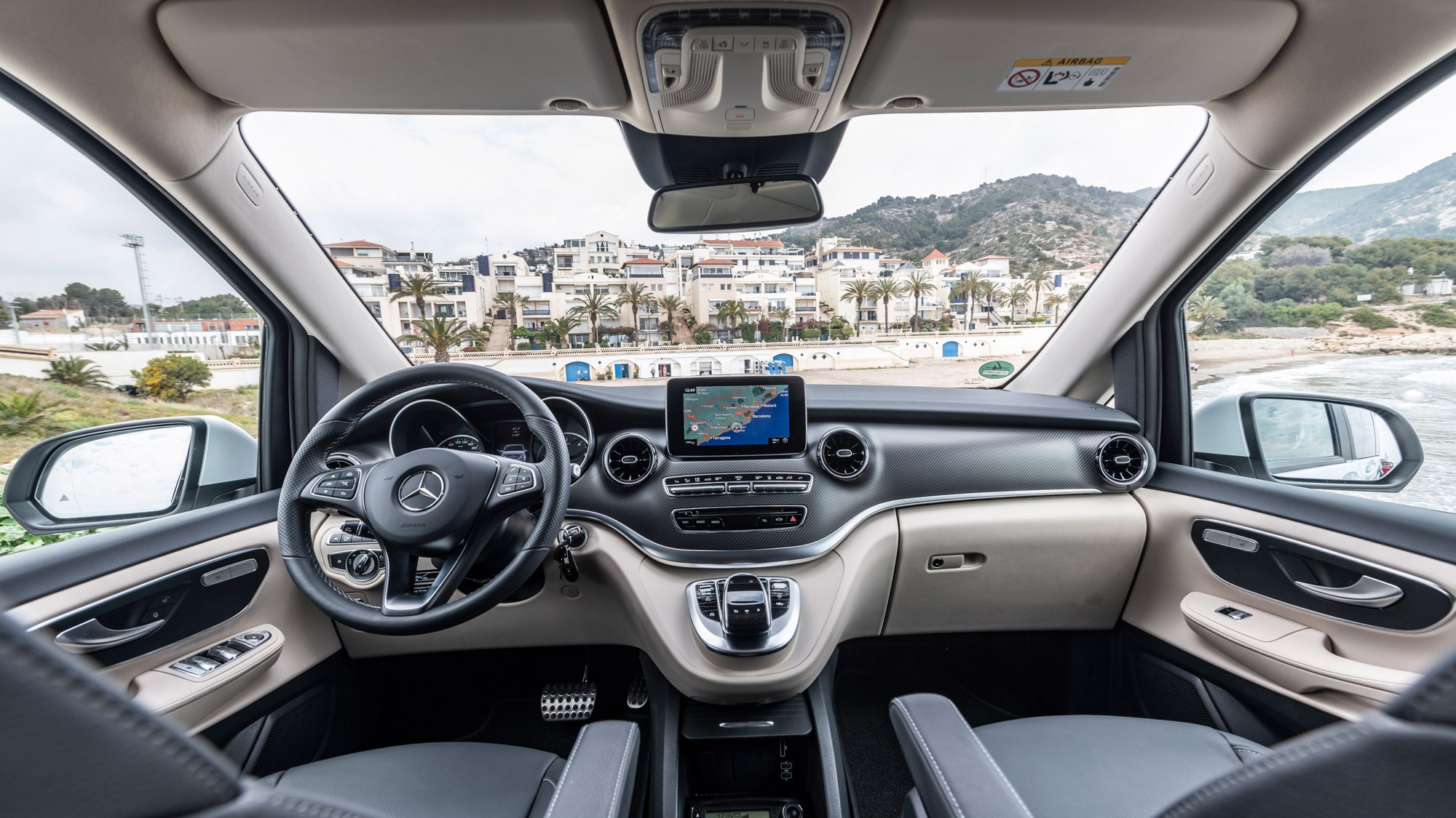 Mercedes Marco Polo >> Mercedes Benz V Class Marco Polo Review Vw California Rival Driven