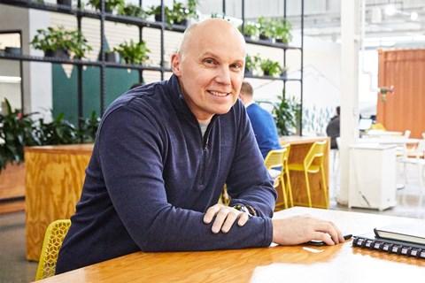 Mark Vinnels Rivian