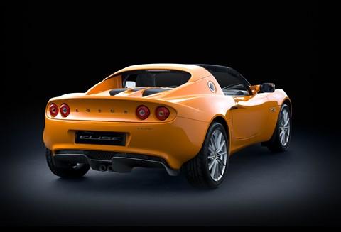 Lotus Type 111, aka the 1995 Lotus Elise
