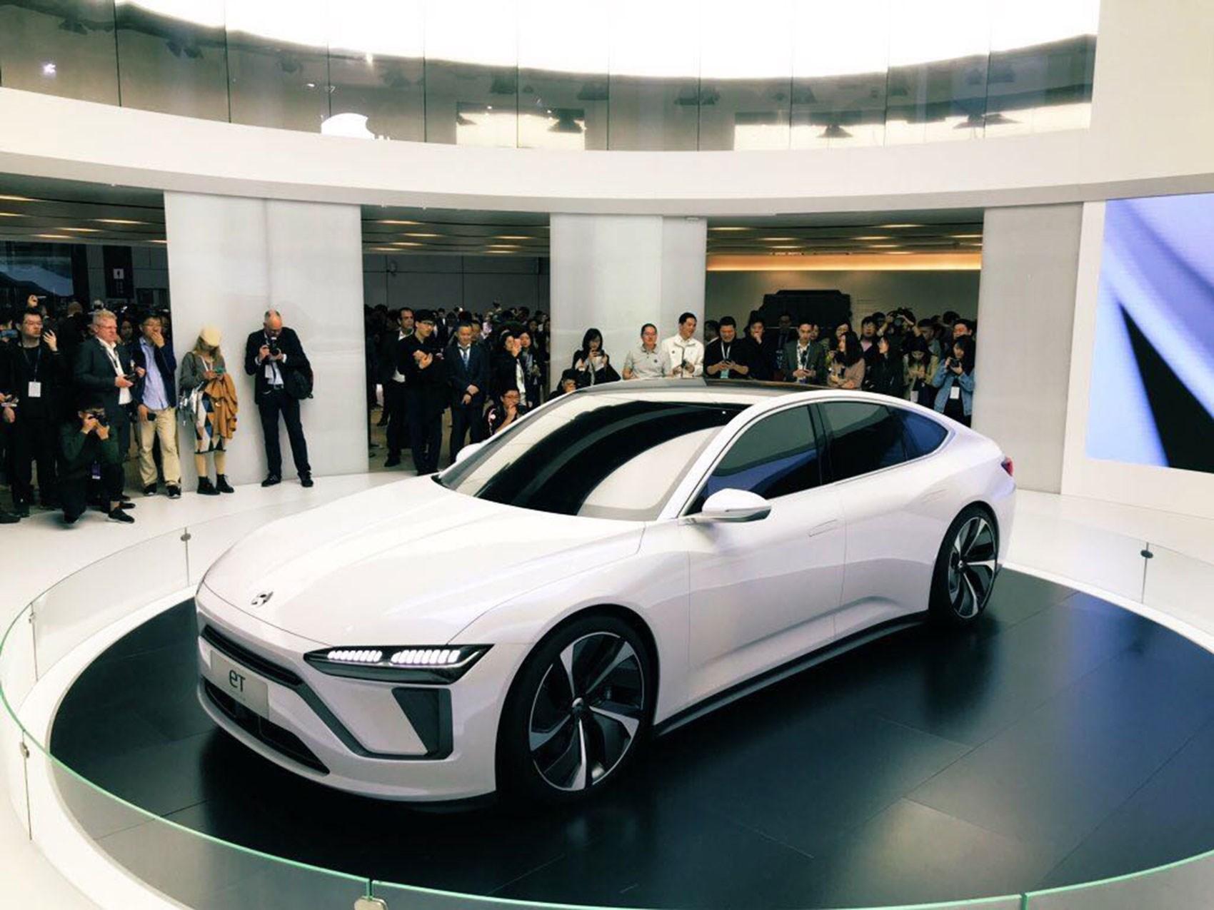 NIO ET Preview electric car | CAR Magazine