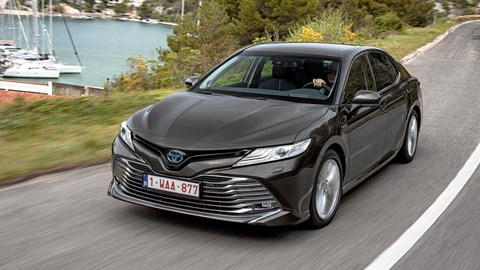 Toyota Camry saloon (2019) review: guess who's back | CAR