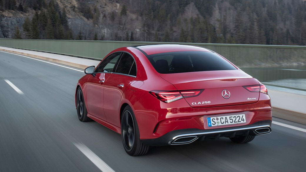 Mercedes CLA (2019) review: first drive of four-door coupe | CAR