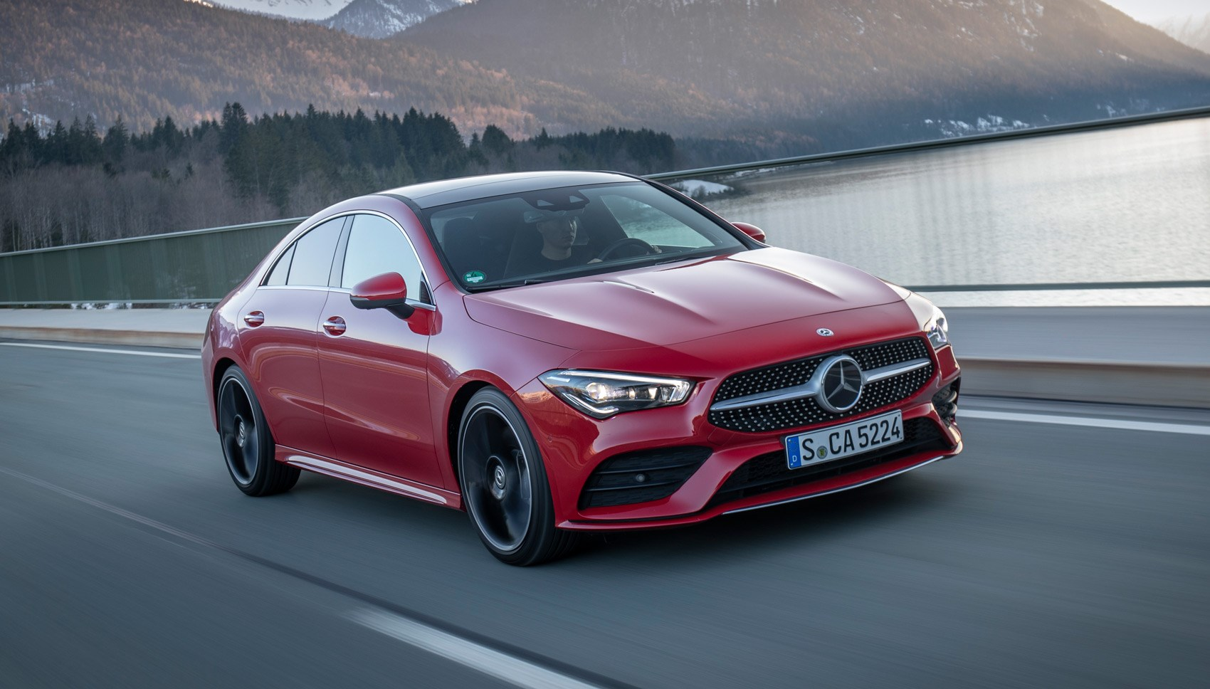 Mercedes CLA (2019) Review: First Drive Of Four-door Coupe
