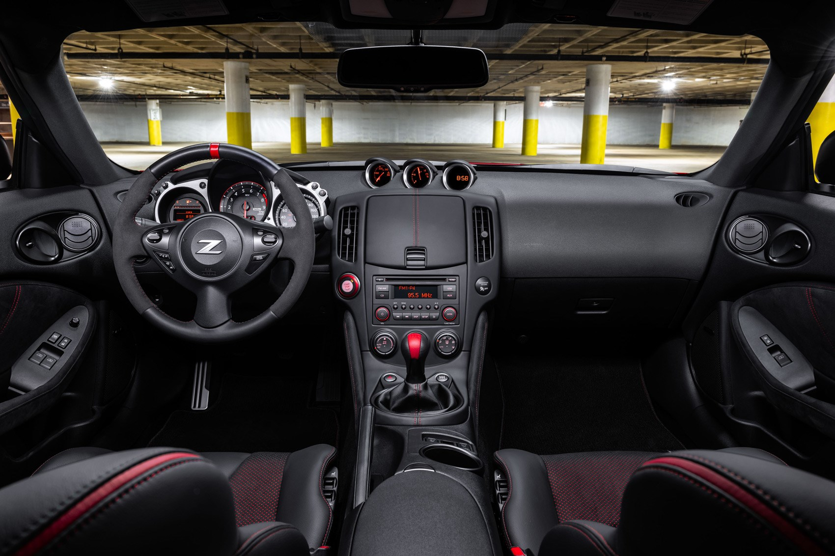 Nissan 370z Gets 50th Anniversary Model