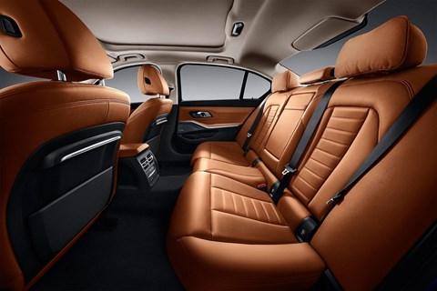 BMW 3-series LWB