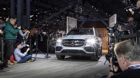 Mercedes-Benz First Official Pictures | Car News | CAR Magazine