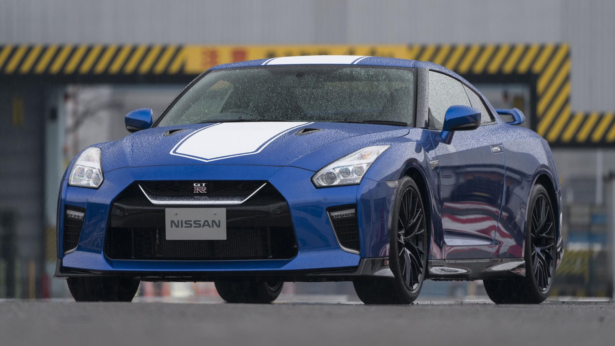 Nissan GT-R: 50th Anniversary edition UK prices revealed ...