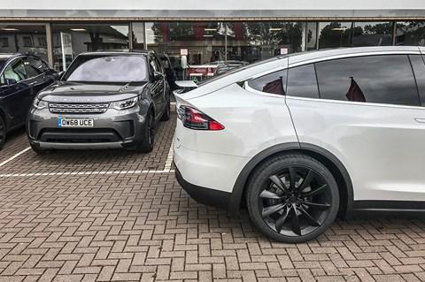 Discovery Tesla