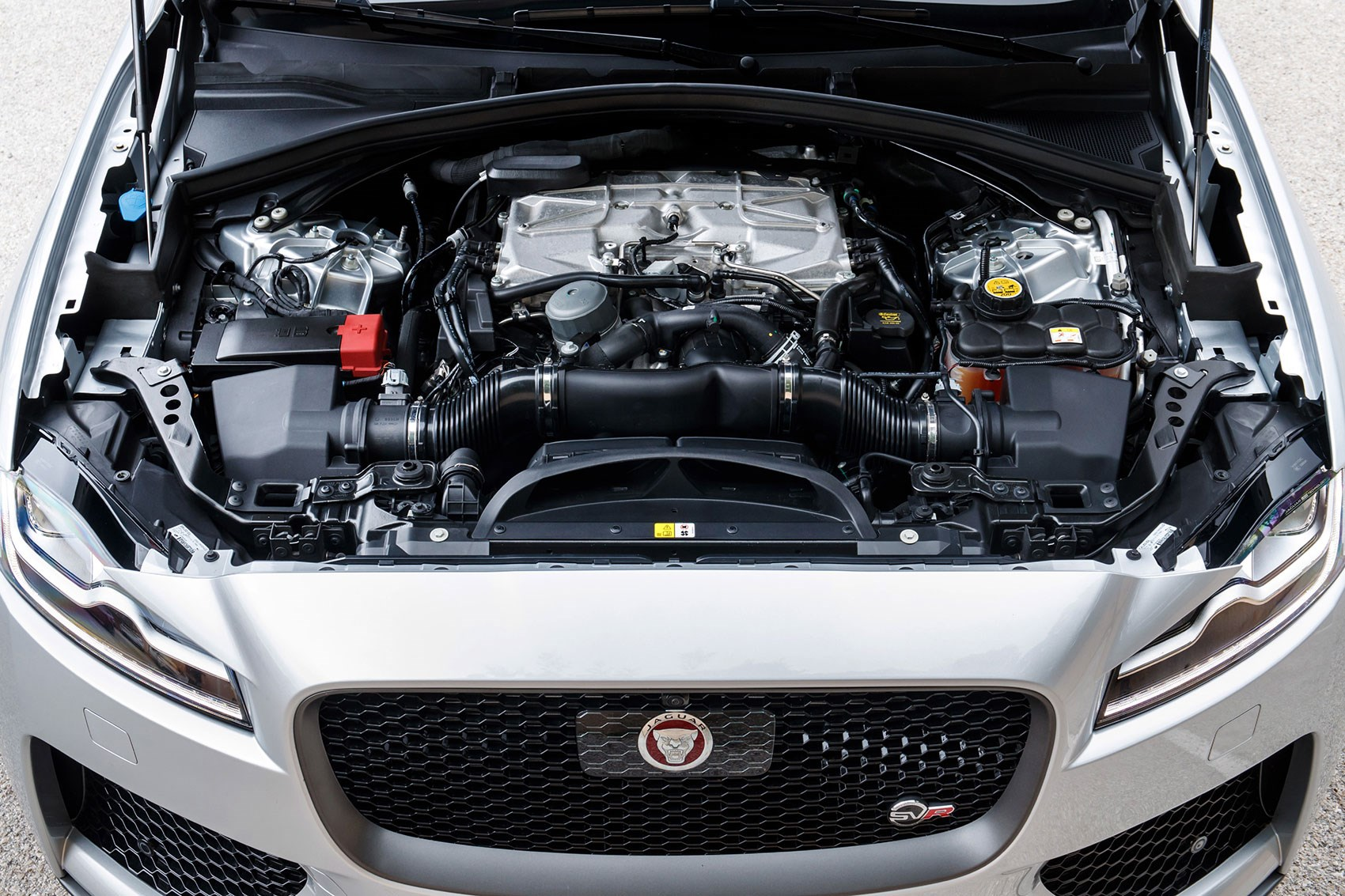Jaguar 5.0-litre supercharged V8 for F-Pace SVR