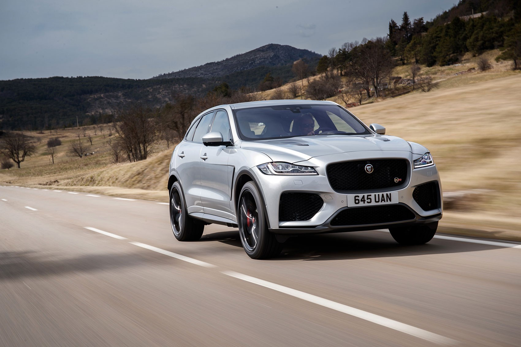 Jaguar F-Pace SVR review by CAR magazine UK