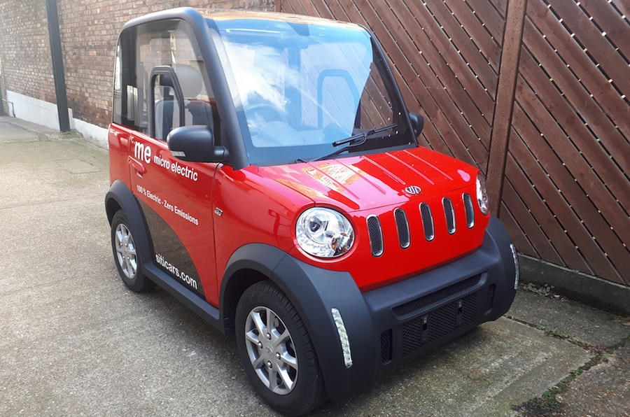 Micro Cars For Sale >> Micro Electric EV | CAR Magazine