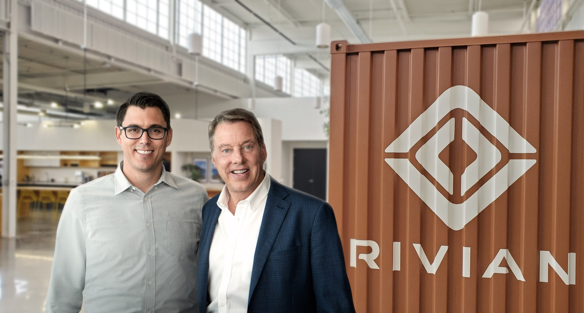 Ford invests $500 million in EV company Rivian