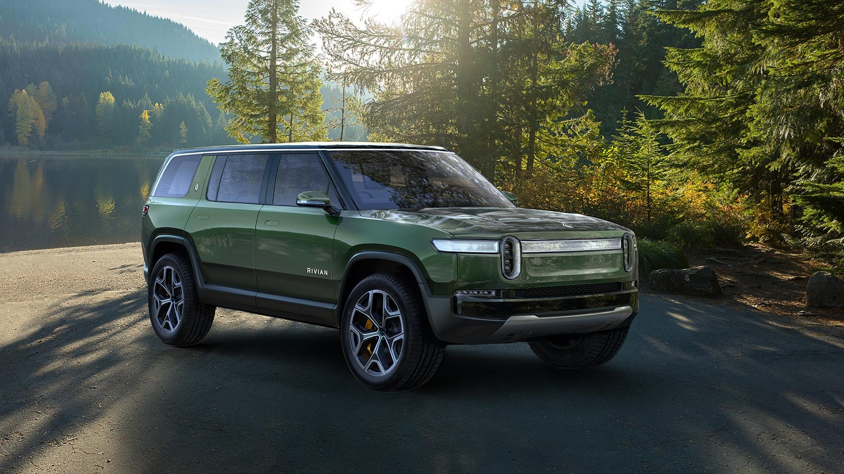 Ford's $500 million investment in Rivian to yield new electric vehicle
