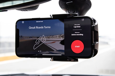 Phone mount video