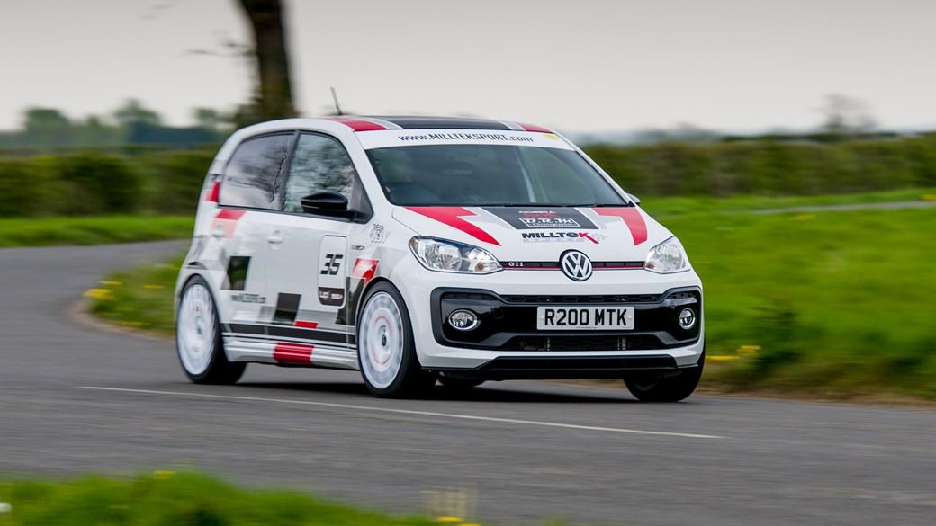 VW Up GTI by Milltek (2019) review: harder, faster, stronger… better