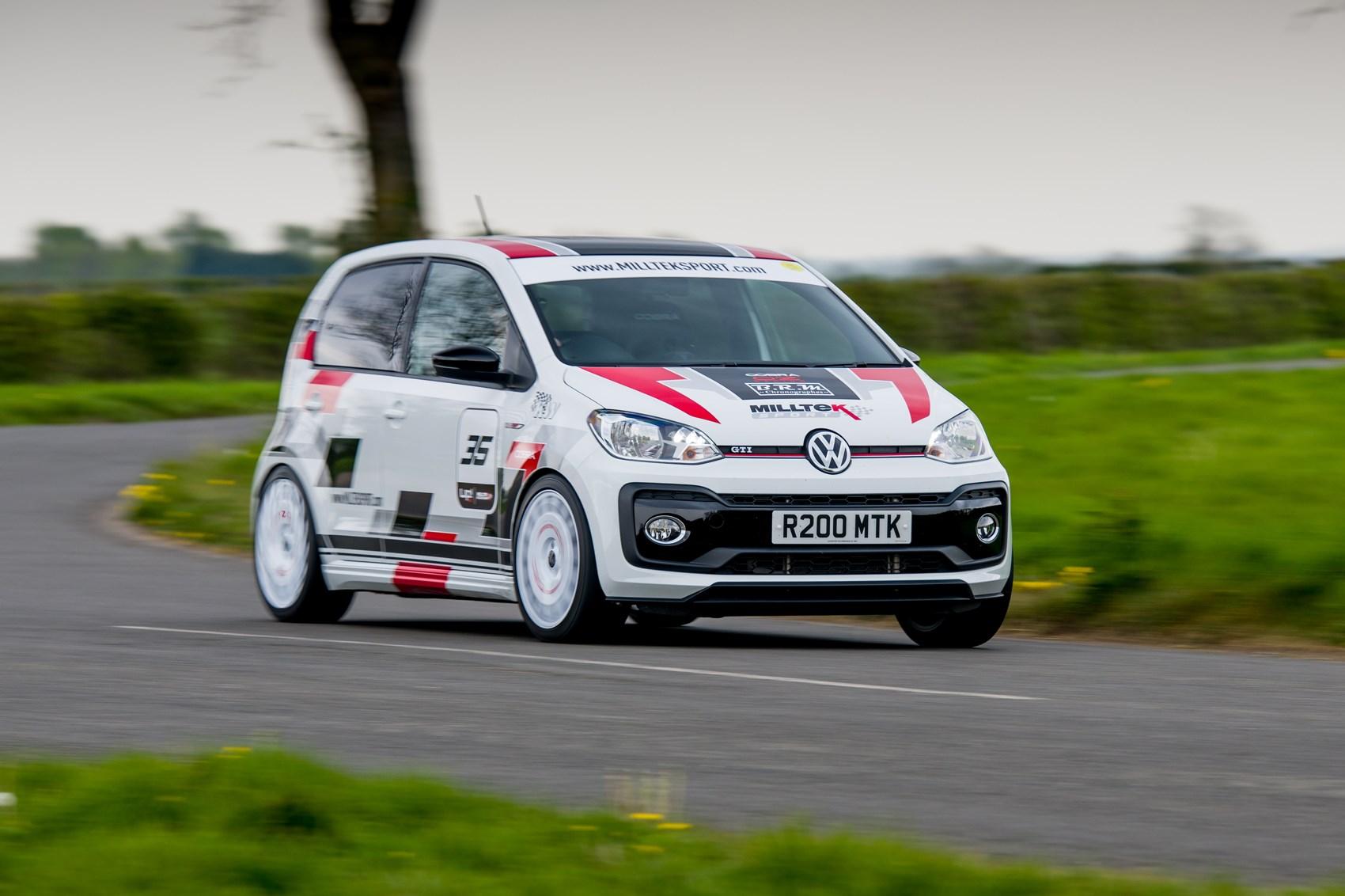 VW Up GTI by Milltek (2019) review: harder, faster, stronger… better?