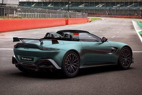Vantage F1 roadster