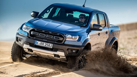 Ford Ranger Raptor pickup (2019) review: what's that coming