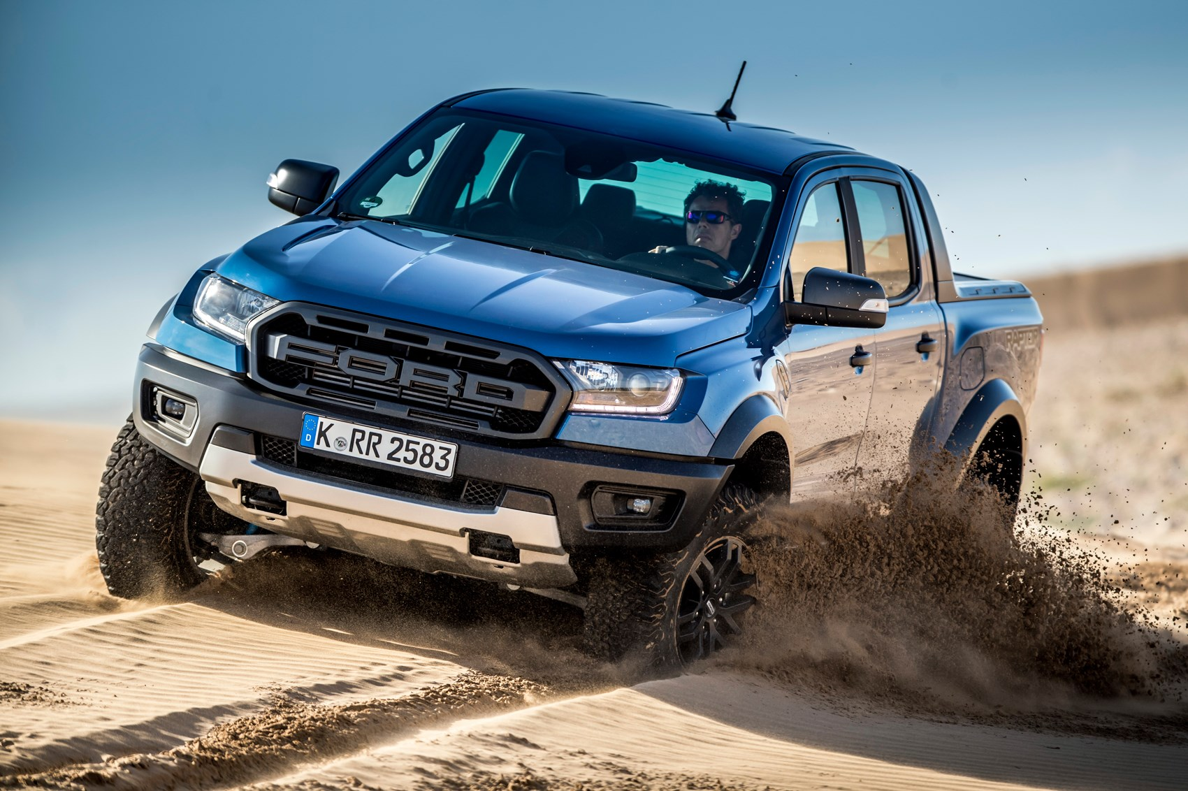 Ford Ranger Raptor Pickup 2019 Review What S That Coming Over The Hill Car Magazine