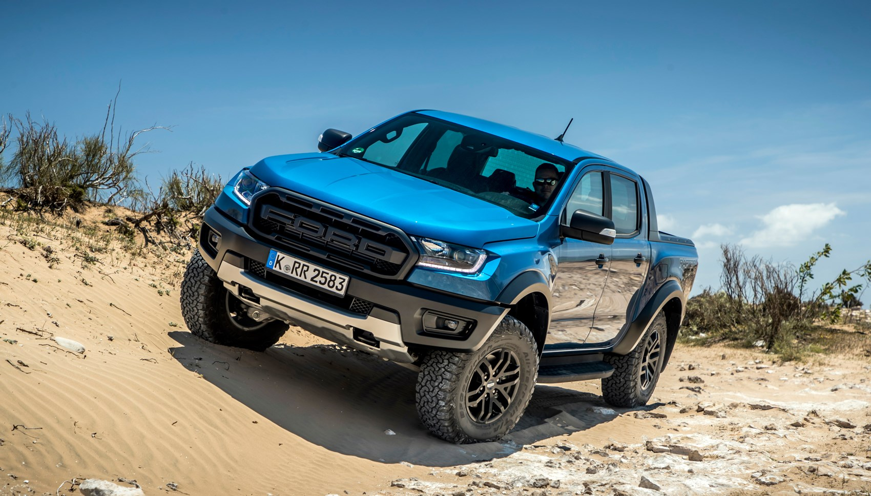 Ford Ranger Raptor pickup (2019) review: what's that ...