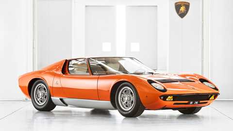 Lamborghini First Official Pictures Car News Car Magazine