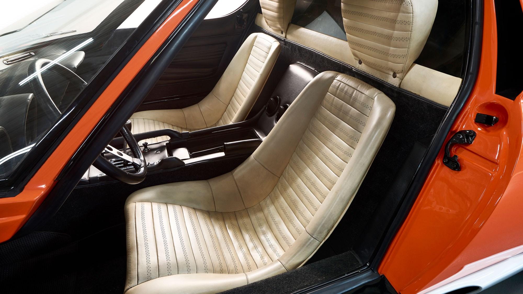 Lamborghini Miura Italian Job Chassis Found 50 Years On Car Magazine