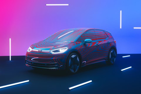 VW ID.3 electric car: first pictures, specs and prices by CAR magazine UK