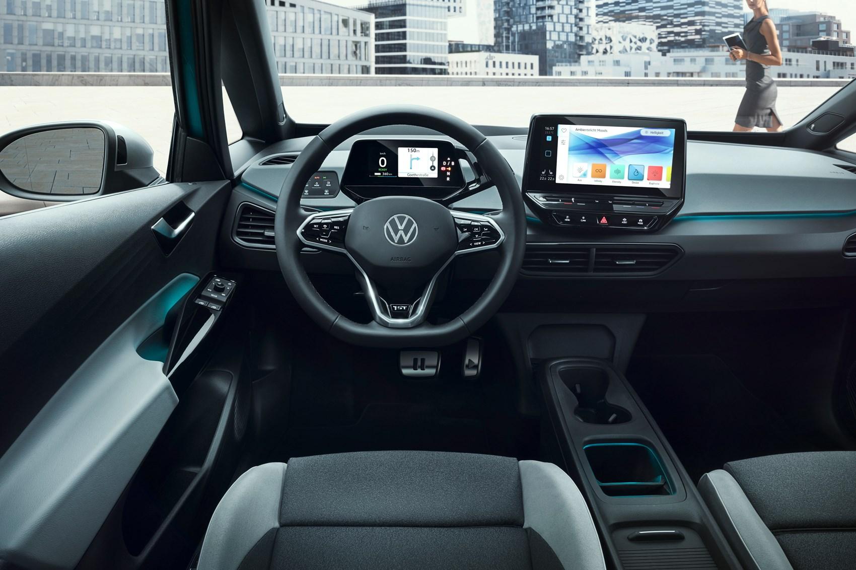 """Résultat de recherche d'images pour """"volkswagen id3 interior"""""""