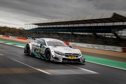 Mercedes 125 racing history DTM
