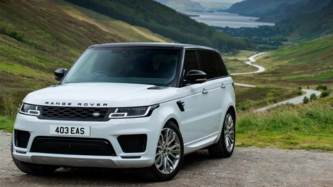 2021 Range Rover Sport powered by the new JLR straight-six Ingenium mild hybrid