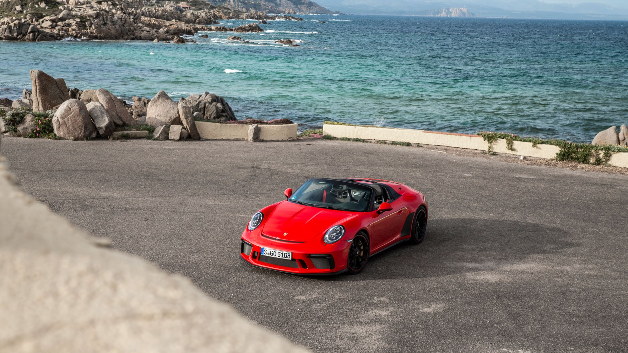 The 991.2 Speedster verdict by CAR magazine
