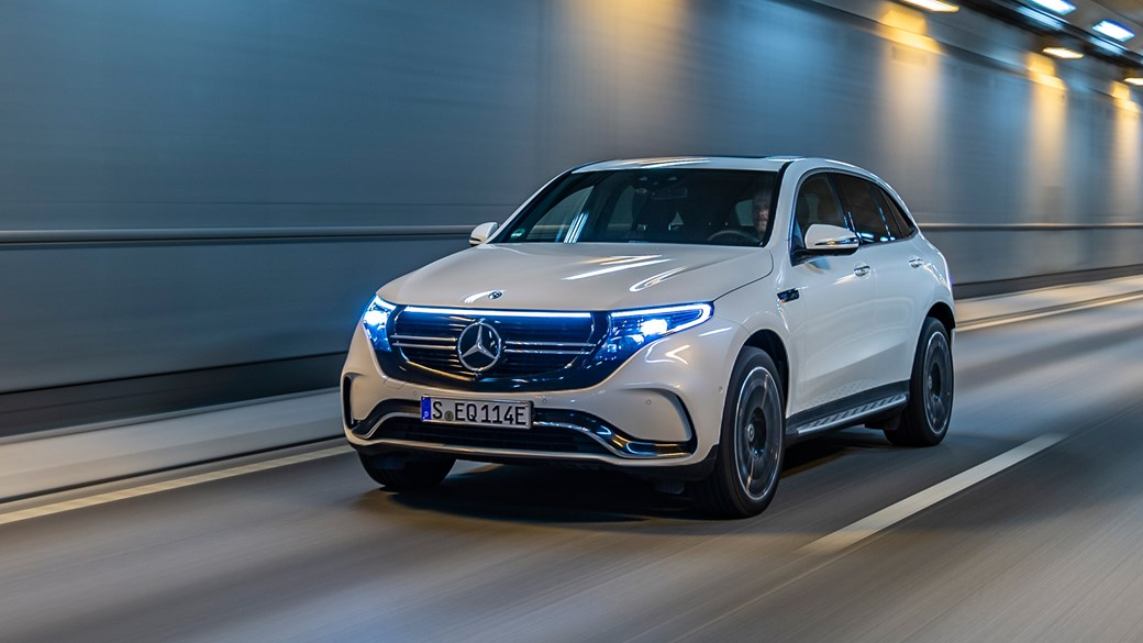 2019 Mercedes EQC: Design, Specs, Release >> Mercedes Eqc 2019 Review As You Were Car Magazine