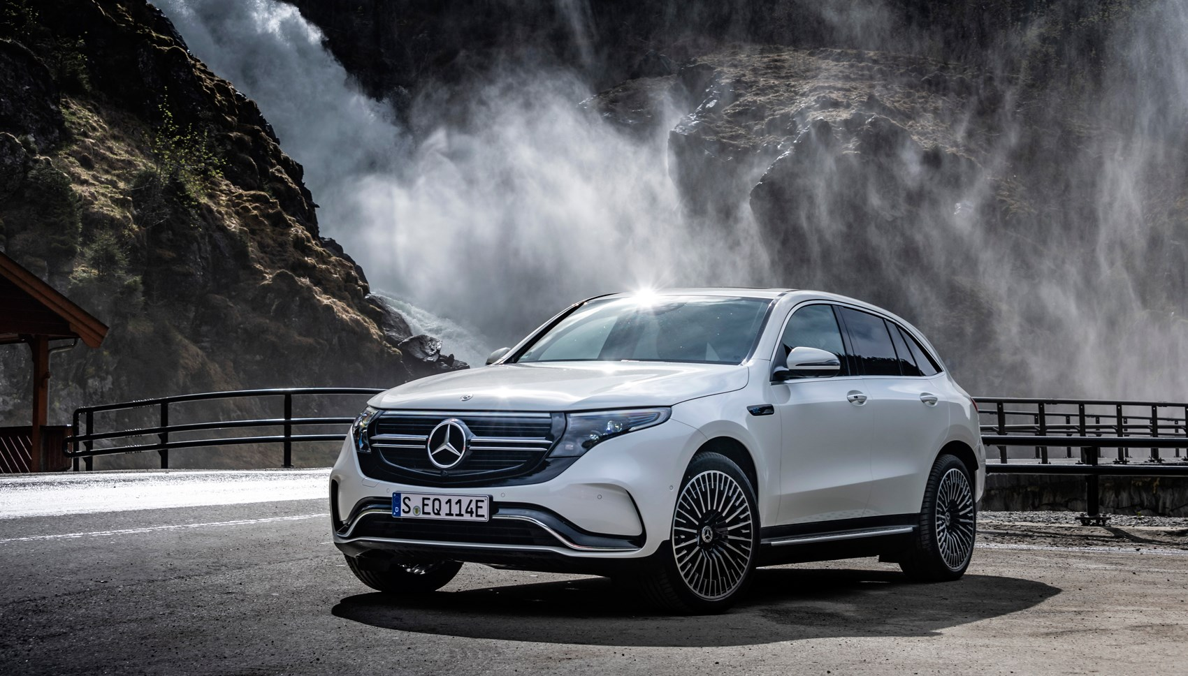 mercedes eqc  2019  review  as you were