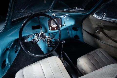 Type 64 interior
