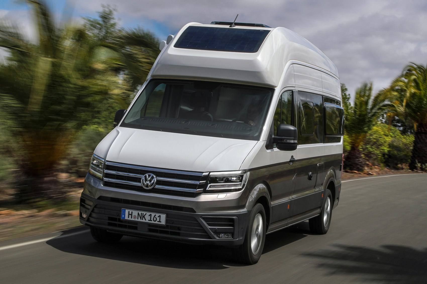 Volkswagen Grand California 2019 Review Happy Camper Car Magazine