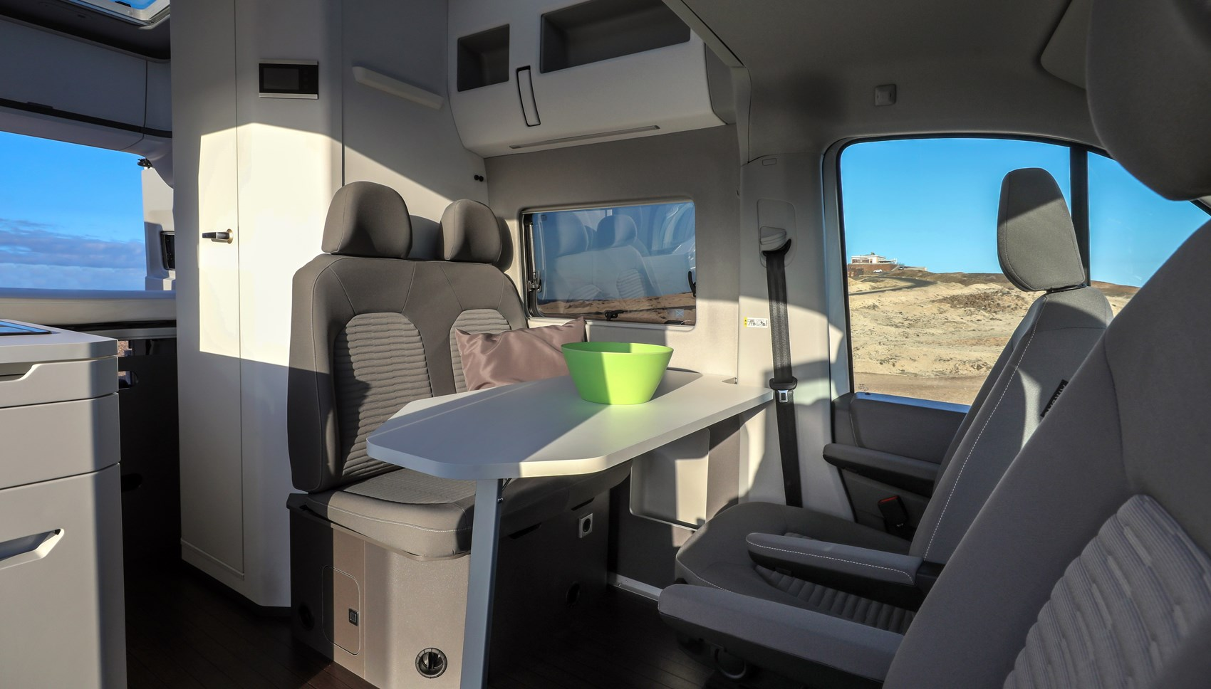 Volkswagen Grand California 2019 Review Happy Camper