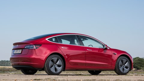 Tesla Model 3 secondhand