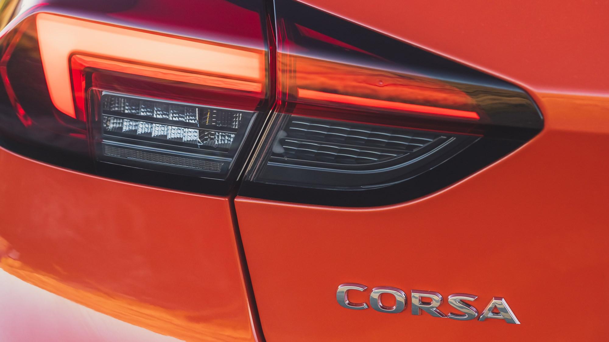 Orange 2021 Vauxhall Corsa