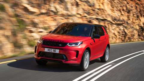 Land Rover First Official Pictures | Car News | CAR Magazine