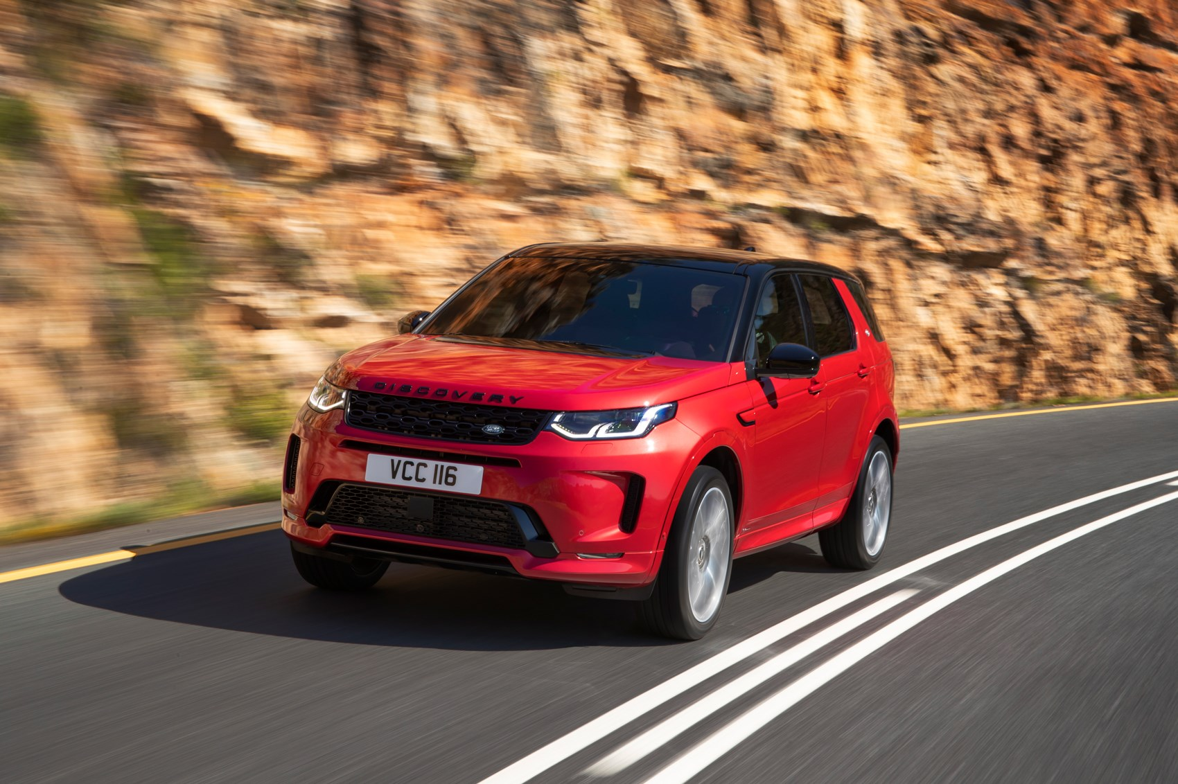 New Land Rover Discovery Sport: nip 'n' tuck for 2019