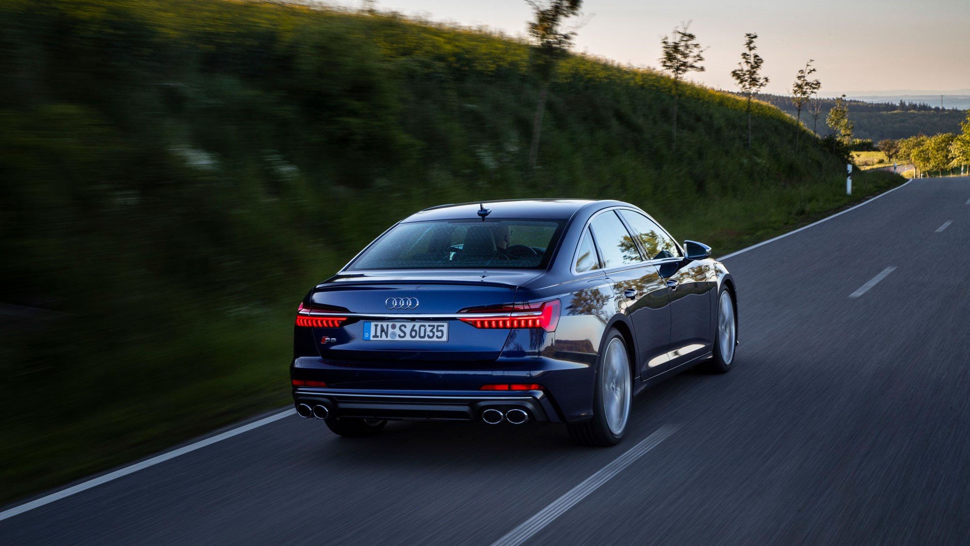 New Audi S6 review: a diesel revelation | CAR Magazine